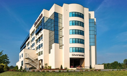 Groupon Deal: Stay at Sheraton Wilmington South Hotel in New Castle, DE, with Dates into May