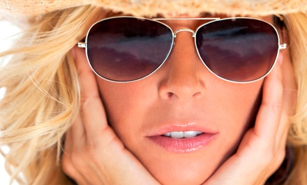 One or Two Organic Airbrush Spray Tans at Heather Gordon Skin Care & Waxing (Up to 56% Off)