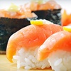 Half Off Sushi and Asian Cuisine at Red & Blue