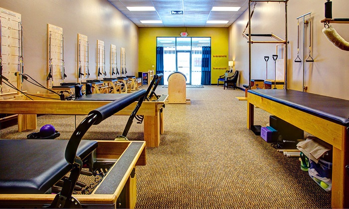 bCentered Training Pilates Studio - Howard: $59 for 10 Pilates Mat or Barre-Fitness Classes at bCentered Training Pilates Studio ($120 Value)