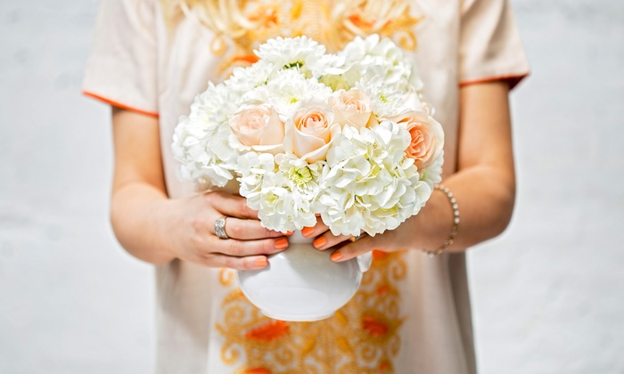 Eden Florist - RP Sports Compex: $27for $50 Worth of Flowers and Arrangements from Eden Florist