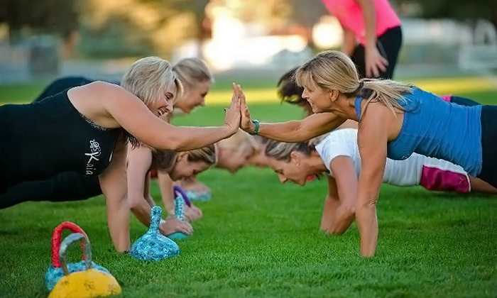 Kaia FIT Petaluma - Petaluma: Five-Week Women-Only Fitness and Nutrition Program for One or Two at Kaia FIT Petaluma (Up to 78% Off)