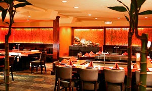 Samba Japanese Steakhouse: $59 for a Sushi-Making Class for Two at Samba Steak & Sushi House ($140 Value)