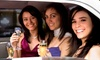 Caspian Limousine Service - Twin Peaks: $500 for Eight-Hour Limo Ride and Two Bottles of Champagne from Caspian Limousine Service ($1,000 Value)