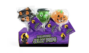 Haunted House Jelly Pops (12-Pack): Haunted House Jelly Pops (12-Pack)