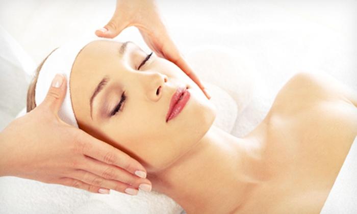 Pearl Salon - Tulsa: One or Three Organic Facials or Glycolic Resurfacing Treatments at Pearl Salon (Up to 54% Off)