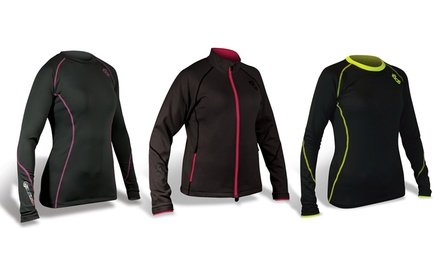 180s QuantumHeat Women's Performance Wear Shirts and Jackets from $24.99–$39.99