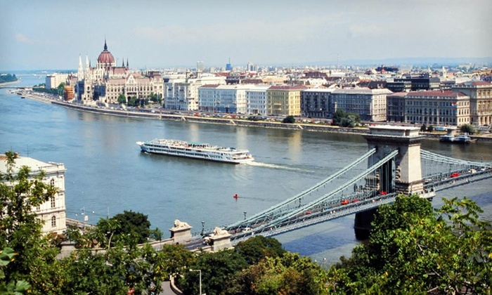 11-Day Tour of Central Europe with Airfare - Budapest, Vienna, and Prague: 11-Day Tour of Budapest, Vienna, and Prague with Airfare from Go-today