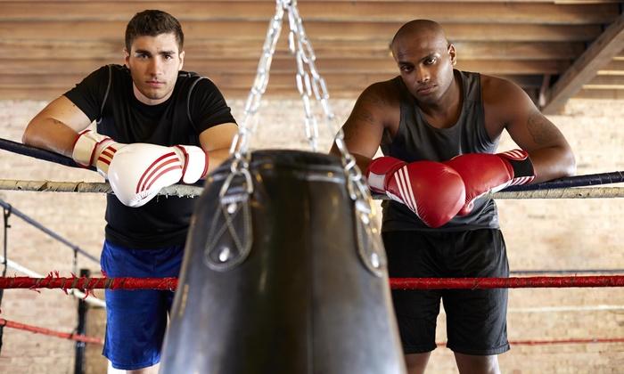 Walker's Championship Karate & Kickboxing - Houston: $10 for $40 Worth of Boxing Lessons — Walker's Championship Karate & Kickboxing