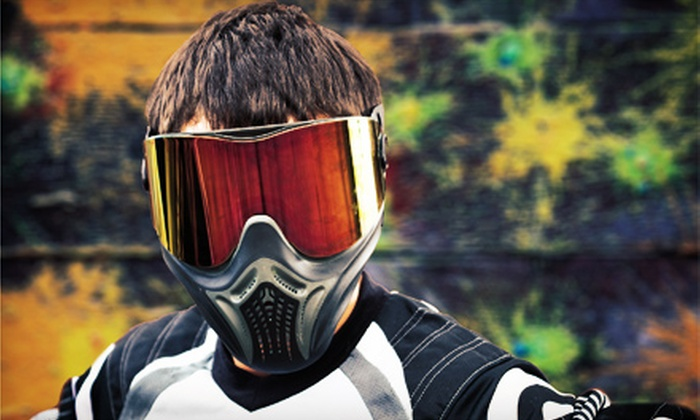 Shane's Hot Shots Paintball & AirSoft - McDonough: Paintball Package for One, Two, or Four at Shane's Hot Shots (Up to 58% Off)