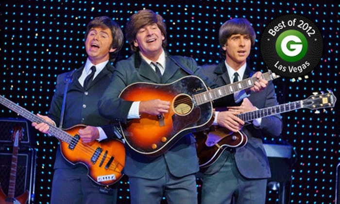 BeatleShow! - Saxe Theater: BeatleShow! Tribute Concert for One or Two at Saxe Theater (Up to 69% Off)
