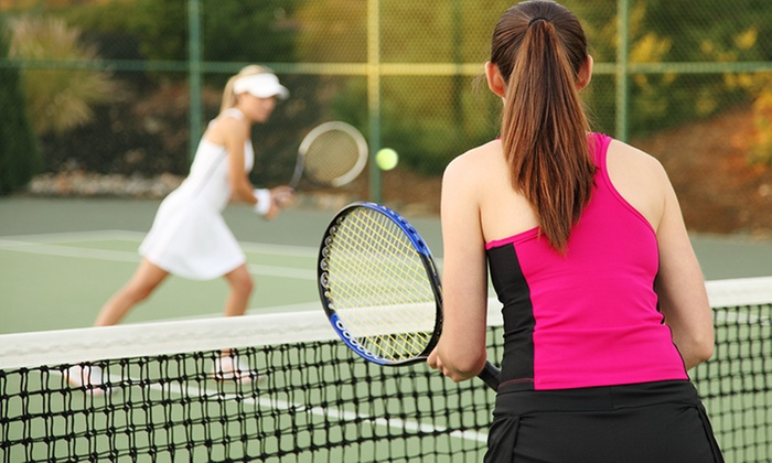 Coto Tennis Club - Coto Tennis Club (formerly Vic Braden College): Two-Month Membership or 10 Learn to Play Tennis and Cardio Sessions at CotoTennis Club (Up to 96% Off)