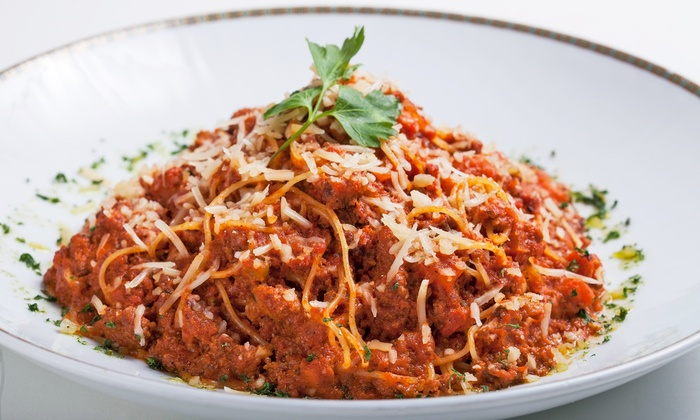 Paul's on Times Square - Theater District - Times Square: Italian Meal for Two or Four at Paul's on Times Square (Up to 55% Off)
