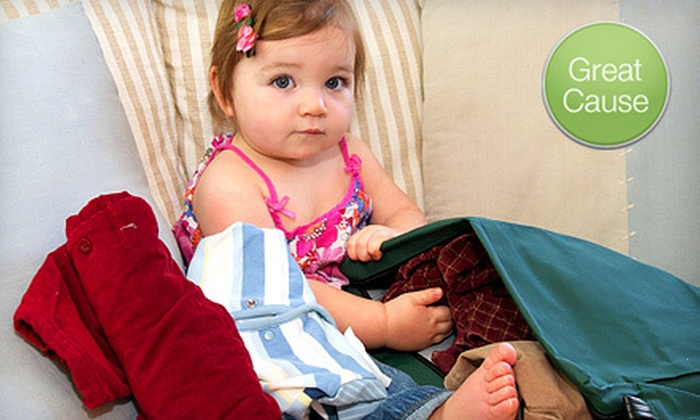 Moxie Jean: Two-Month Subscription for Gently Used Baby Clothing from Moxie Jean ($56 Value)