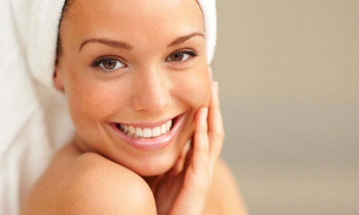 Nu Wellness Rejuvenation Center - LaVina: Microdermabrasion at Nu Wellness Rejuvenation Center (Up to 74% Off). Two Options Available.