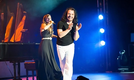 $15 to See Yanni at Freedom Hill Amphitheater on August 17 at 8 p.m. (Up to $32.15 Value)