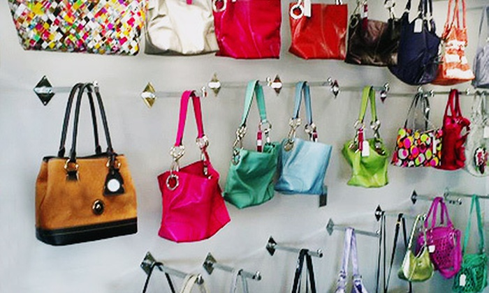 The Purse Rack - Bretton Woods: Designer Handbags and Sunglasses at The Purse Rack (Half Off). Two Options Available.
