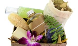 Pure Organic Spa: $65 for $130 Groupon — PURE Organic Spa