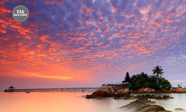 Batam: NY Stay near Beach + Ferry 0