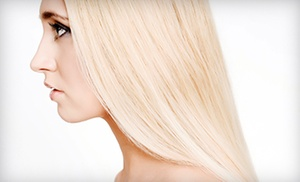 Divastylz Hair Gallery: $190 for $380 Worth of Straightening Treatment at Divastylz Hair Gallery