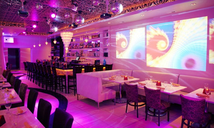 Kit Kat Lounge & Supper Club - Lakeview: Dinner and Drinks with for Two or Four at Kit Kat Lounge & Supper Club (Up to 63% Off)