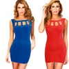 Studded Body-Con Dresses