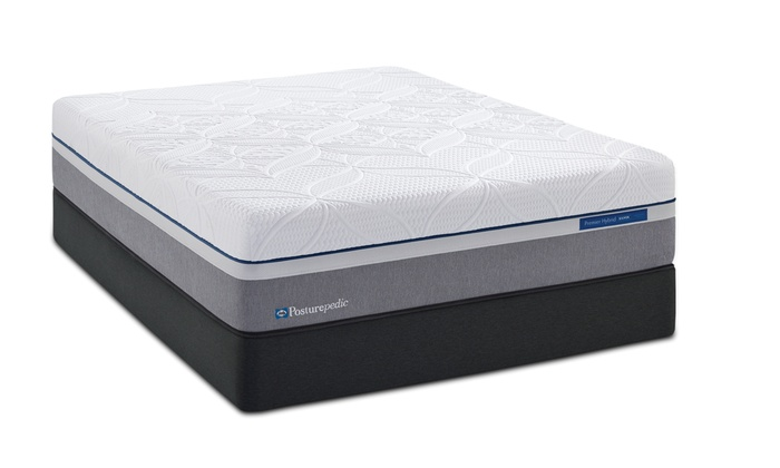 Sealy Posturepedic Hybrid Mattress With Up To 200 Visa Gift Card
