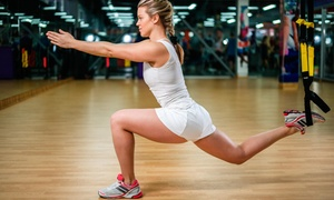SSB Fitness: Gym Membership with Personal Training Sessions at SSB Fitness (Up to 83% Off). Two Options Available.