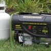 Sportsman Series 2,000 Watt Dual Fuel Generator