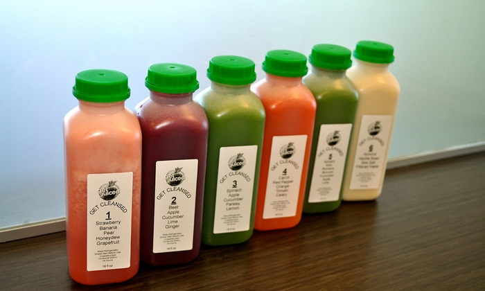 Get Juiced - West End: $109 for a Three-Day Juice Cleanse from Get Juiced ($165 Value)