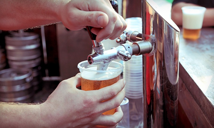 Craft Brewing Company - Lake Elsinore: $22 for Beer-Tasting Festival with Food and Live Music at Craft Brewing Company on Saturday, June 1 ($45 Value)