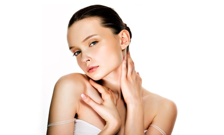 One or Two Anti-Aging Facials and Upper-Body  ...