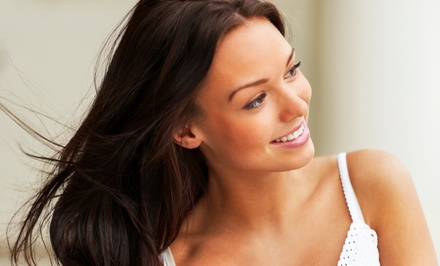 $35 for a Deep-Conditioning Treatment with Highlights with Lindsey Huelsenbeck at True Salon ($115 Value)