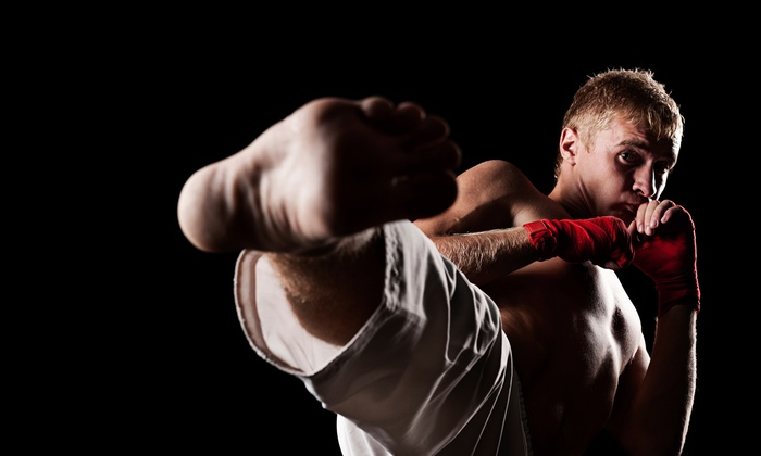 Zion Mixed Martial Arts & Fitness - Staffordshire Park: One or Two Months of Adult Classes or One Month of Kids' Classes at Zion Mixed Martial Arts & Fitness (Up to 54% Off)