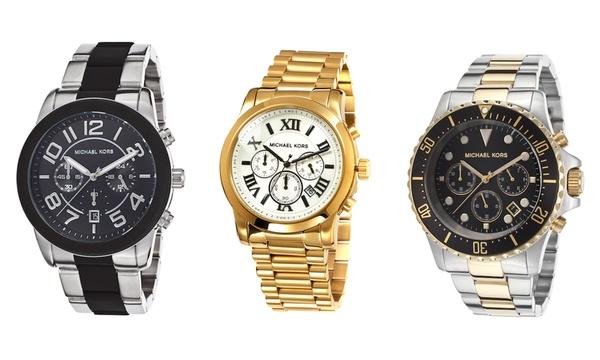 2215ee5c5776 Michael Kors Men s Watches from  184.99– 249.99