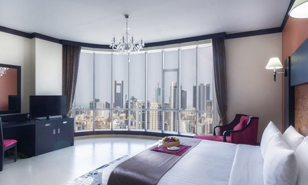Bahrain: 1 or 2 Nights for Two with Breakfast at the Royal Phoenicia Hotel