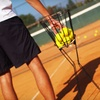 Up to 65% Off Tennis Classes or Court Time