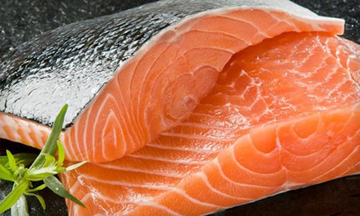 Kanaloa Seafood - Santa Barbara: $50 for $100 Worth of Fresh Seafood Delivery at Kanaloa Seafood
