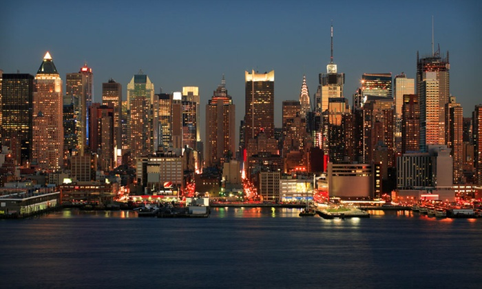 null - New York City: Stay with Daily Internet at The Manhattan at Times Square Hotel in New York City