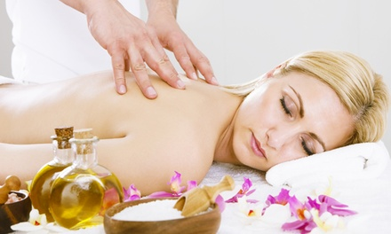 One 60-Minute Swedish or Deep-Tissue Massage at NativeSol Healing and Wellness (51% Off)