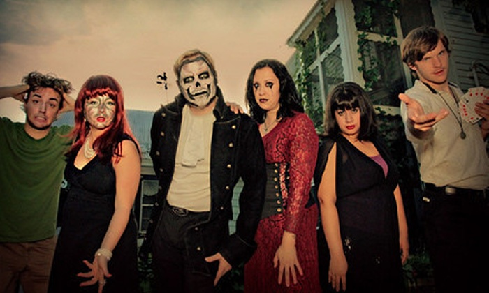 Houston Ghost Tour - Multiple Locations: Historical Ghost Tour for Two or Four from Houston Ghost Tour (Up to 53% Off)