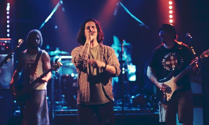 Pearl Jamz: The Ultimate Pearl Jam Tribute - House of Blues New Orleans: Pearl Jamz: The Ultimate Pearl Jam Tribute at House of Blues New Orleans on Friday, June 26 (Up to 42% Off)