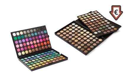 LaRoc Lidschatten-Palette mit 120 Sommer-Farben oder Neutral-Farben