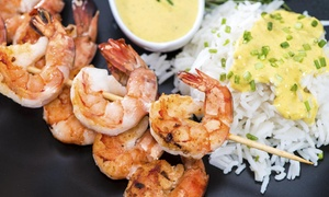 Tara Thai Cuisine..a: $28 for $50 Groupon — Tara Thai Cafe
