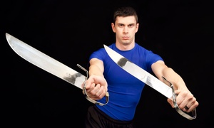 Tiger's Kung Fu Academy: Four or Eight Adult Kung Fu Classes at Tiger's Kung Fu Academy (Up to 61% Off)