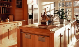 Omega construction services: Custom Redesign Package for a Kitchen or Bathroom from Omega Construction Services (Up to 68% Off)