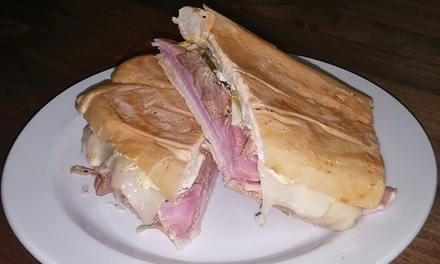 $11 for Two Groupons, Each Good for $10 Worth of Sandwiches at Cuban Pete Sandwiches ($20 Value)