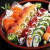 Plateau sushis à emporter