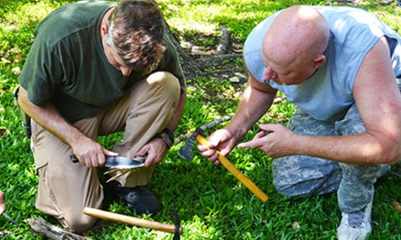 Two-Hour Intermediate Survival Course for One or Two at Omega Ranch (53% Off)