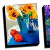 Joyful Gardens Art Prints on Canvas